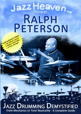 Ralph Peterson Jazz Drumming Demystified DVD
