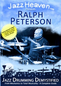Ralph Peterson Jazz Drumming Demystified